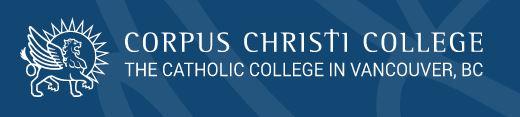 Corpus Christi College ロゴ
