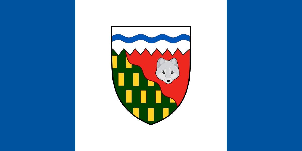 ノースウエスト準州の準州旗