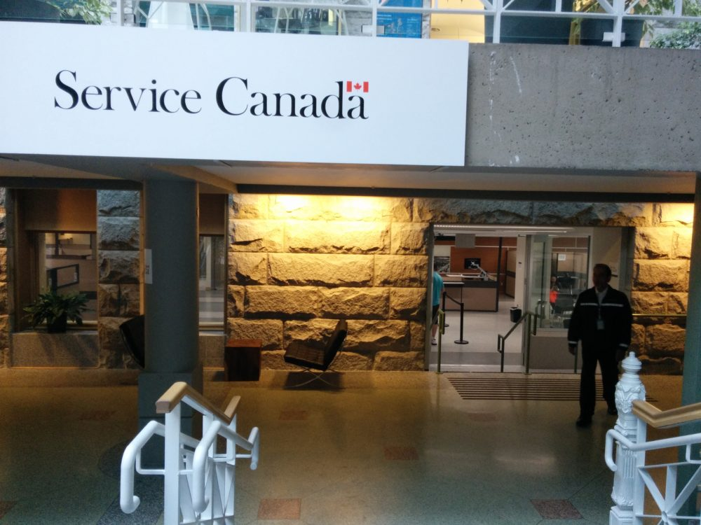 Service Canada 1