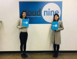 Cloud Nine College(クラウドナインカレッジ)ってどんな学校? 校内やクラスの様子を紹介します