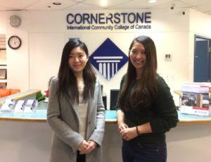 Cornerstone College(コーナーストーンカレッジ)ってどんな学校? 校内やオススメプログラムを紹介します