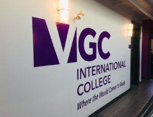 VGC(ブイジーシー)ってどんな学校? 校内やクラスの様子を紹介します