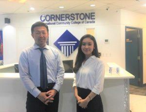 Cornerstone College(コーナーストーンカレッジ)ってどんな学校? ESLプログラムをご紹介します