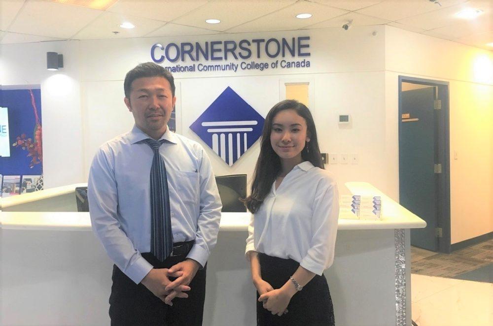 Cornerstone College (コーナーストーンカレッジ)ってどんな学校? ESLプログラムをご紹介します