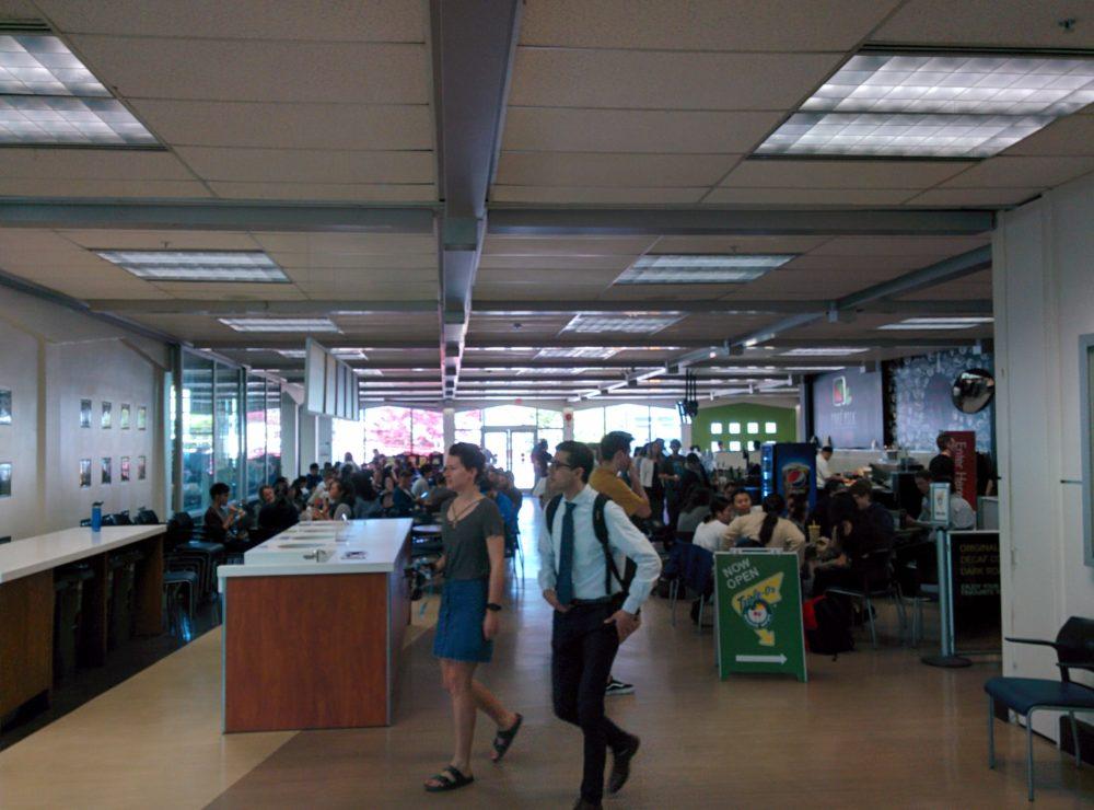 BCIT Cafeteria