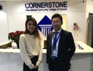 Cornerstone College(コーナーストーンカレッジ)ってどんな学校? 魅力満載の特別プログラムを紹介します