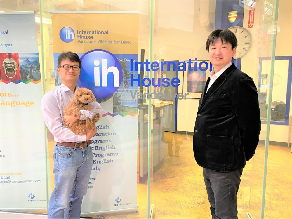 【しんちゃんの学校訪問記】International House のカウンセラー、小川陽一さんへインタビュー!