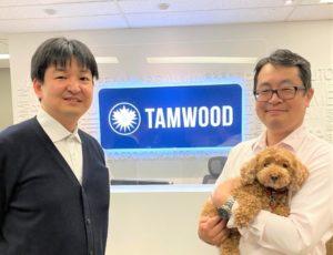 【しんちゃんの学校訪問記】Tamwood のカウンセラー、小迎康寿さんへインタビュー!