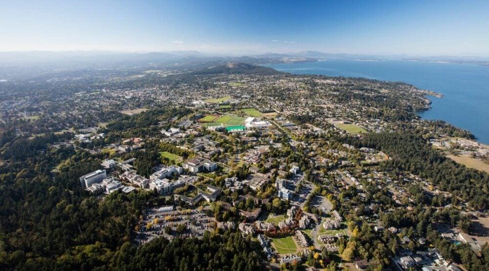 University of Victoria 画像